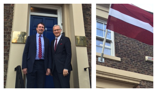 Newcastle Latvian Consulate