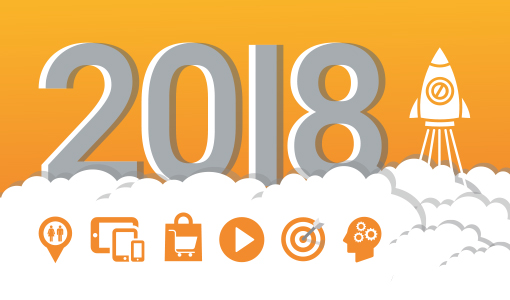 2018 media trends, video marketing, internet shopping, social media trends, artificial intelligence, media trends, trending, digital trends