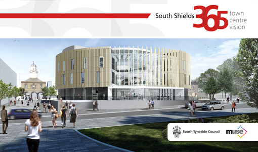 Sharing the Vision – How we Communicated the Plans to Transform South Shields